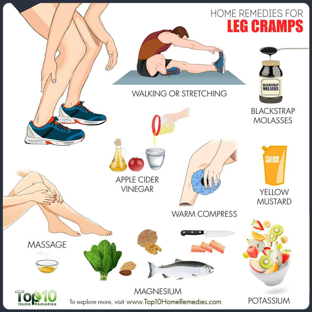 How to deal with leg cramps during pregnancy