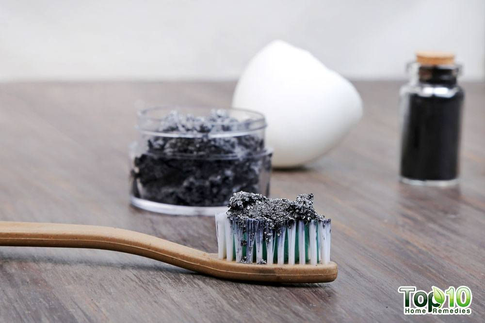 diy homemade activated charcoal toothpaste for teeth whitening top 10 home remedies. Black Bedroom Furniture Sets. Home Design Ideas