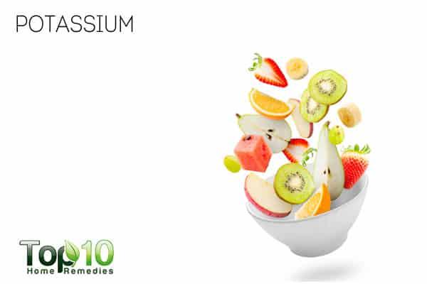 Potassium for leg cramps