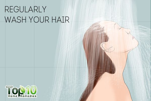 10 Tips to Prevent and Treat Dandruff This Winter | Top 10