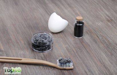 DIY Homemade Activated Charcoal Toothpaste for Teeth Whitening
