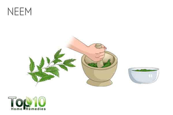 Use neem for nail psoriasis