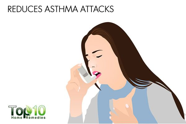 Use yellow mustard oil to reduce asthma attacks