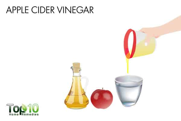 apple cider vinegar to treat UTI during pregnancy