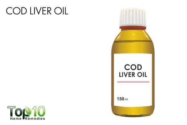 Cod liver oil for urinary tract infection in cats