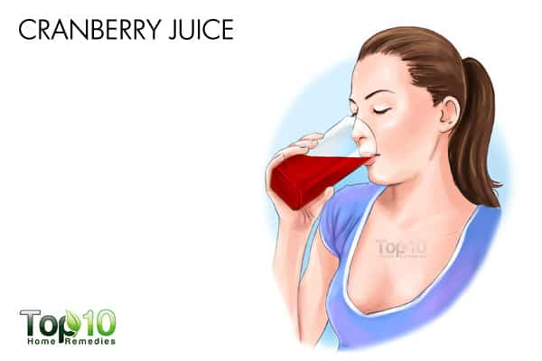 cranberry juice to treat UTI during pregnancy