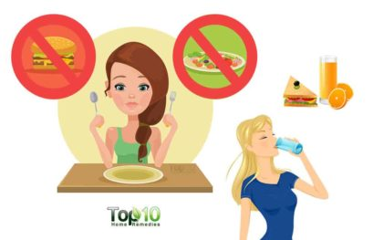 10 Healthy Tips to Suppress Cravings and Eat Less