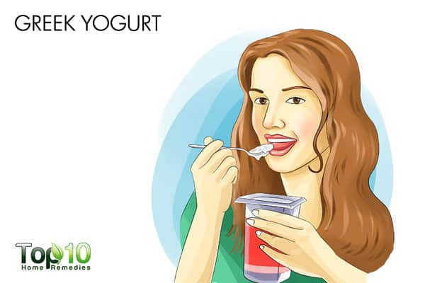 greek yogurt to treat UTI during pregnancy