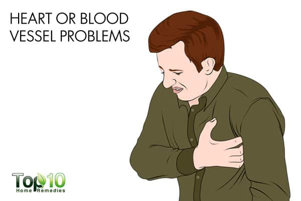 heart or blood vessel problems-things your ears are trying to tell you