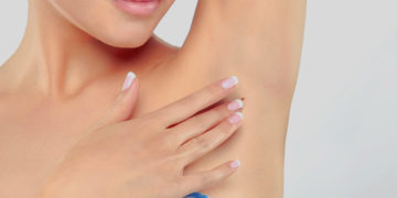 How to get rid of skin tags on armpits