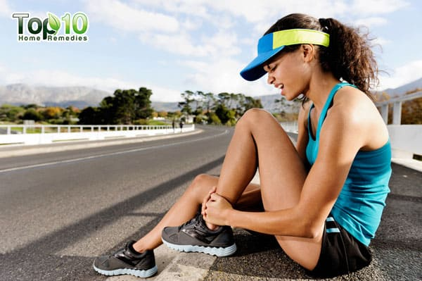 Treat muscle cramps with vitamins and minerals