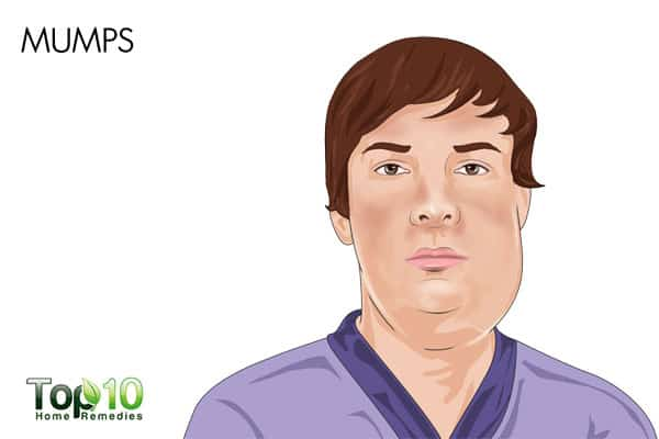 mumps-things your ears are trying to tell you