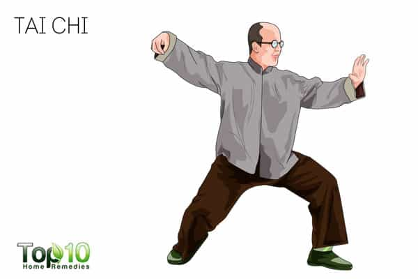 Tai chi-best exercises for senior adults