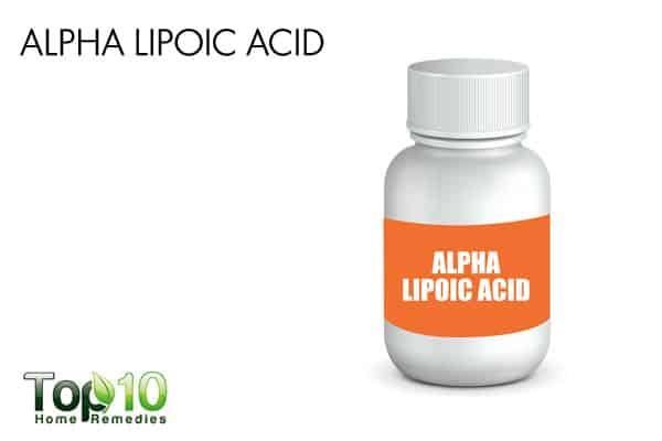 alpha lipoic acid to treat diabetic nerve pain