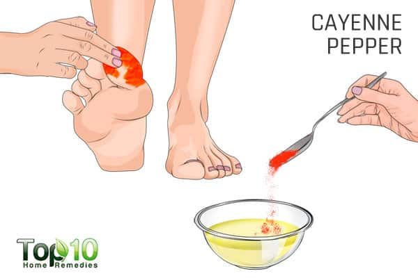 How To Cure Burning Feet Naturally