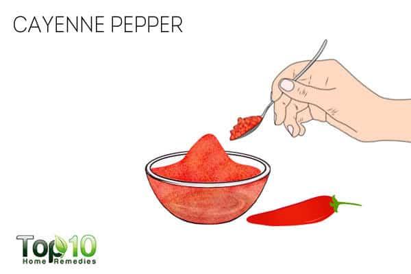 cayenne pepper for chondromalacia patellae