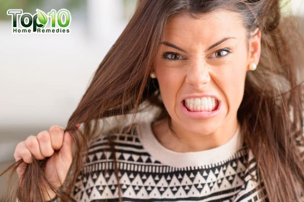 bedtime mistakes that can damage your hair