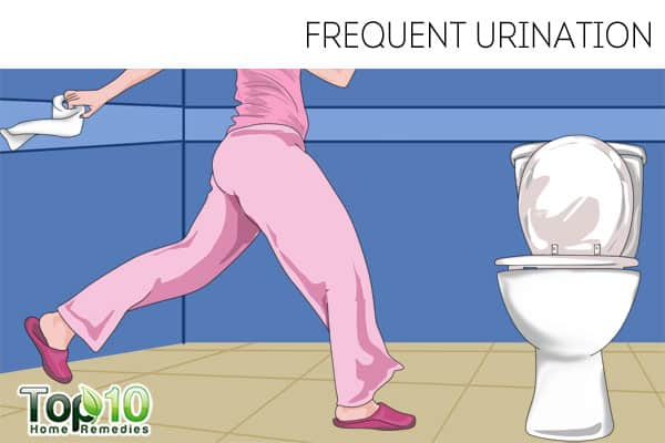 frequent urination-signs that you are not managing diabetes properly
