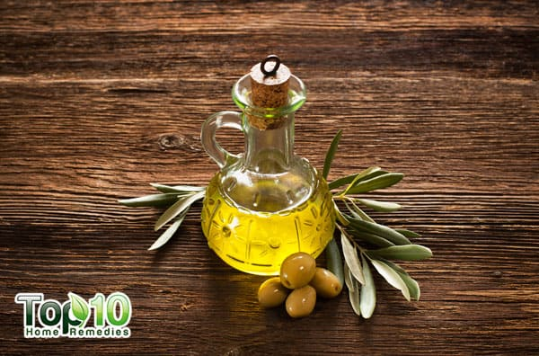 learn the beauty uses of olive oil