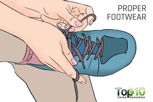 proper footwear for big toe arthritis
