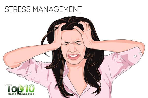 manage your stress levels for interstitial cystitis