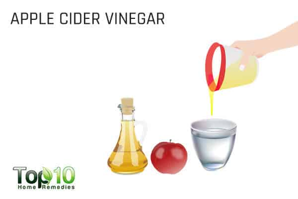 apple cider vinegar for pregnancy rhinitis