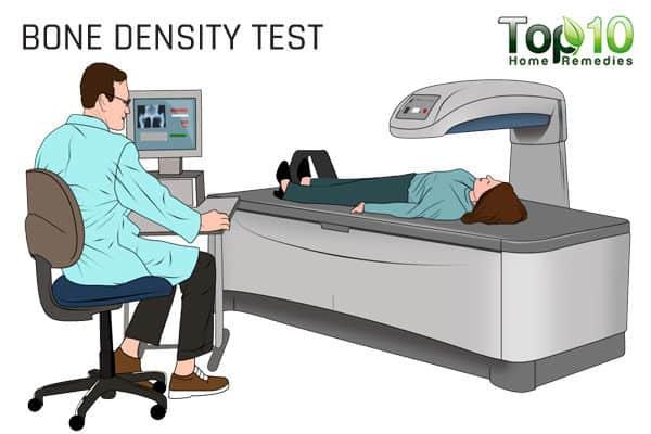 bone density test for women