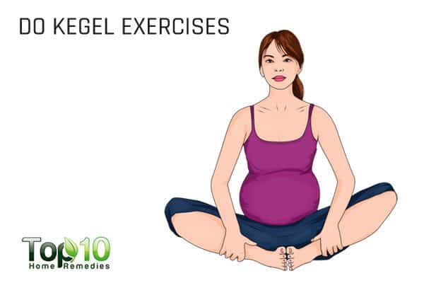do kegel exercises during pregnancy to relieve constipation