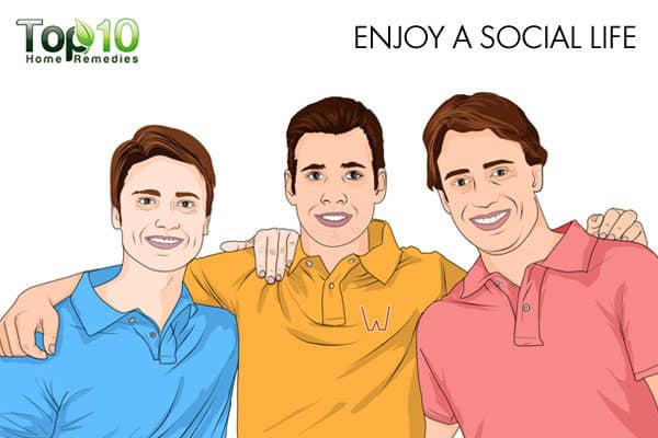save time for social life even when working odd hours