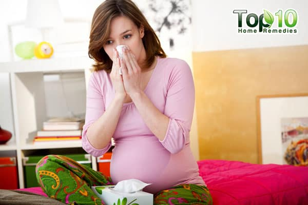 home remedies for pregnncy rhinitis