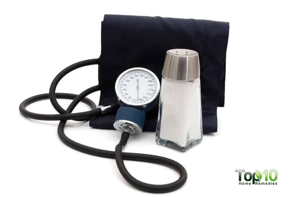 salt is bad for hypertension