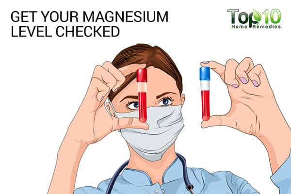 muscular problems could be due to magnesium deficiency