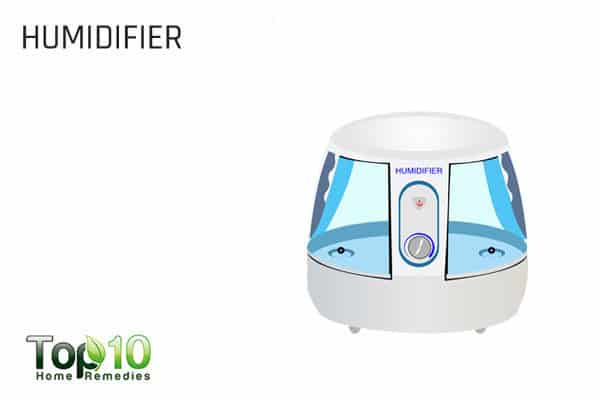humidifier to reduce pregnancy rhinitis