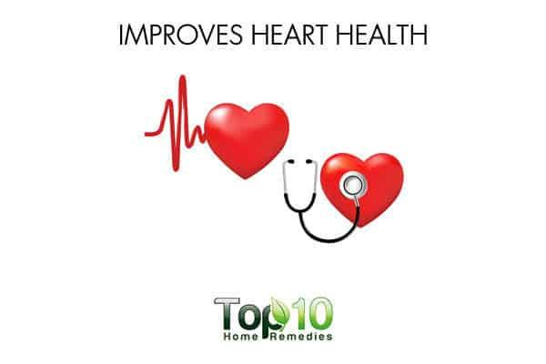monounsaturated fats improve heart health