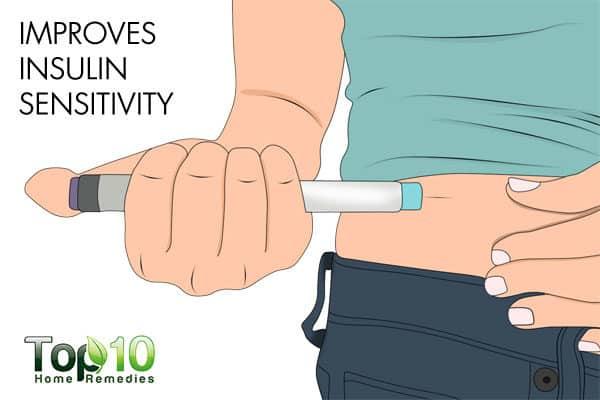 monounsaturated fats improve insulin sensitivity