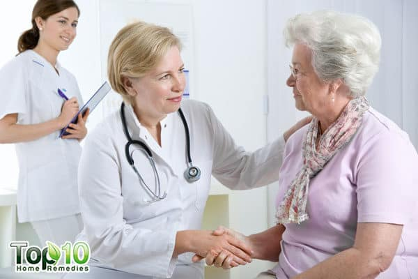health tests for women after age 40
