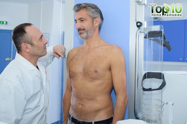 health screening tests for men