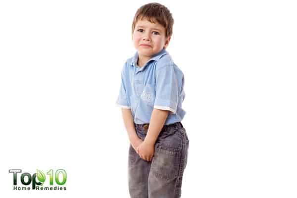 treat and prevent urinary tract infections in kids