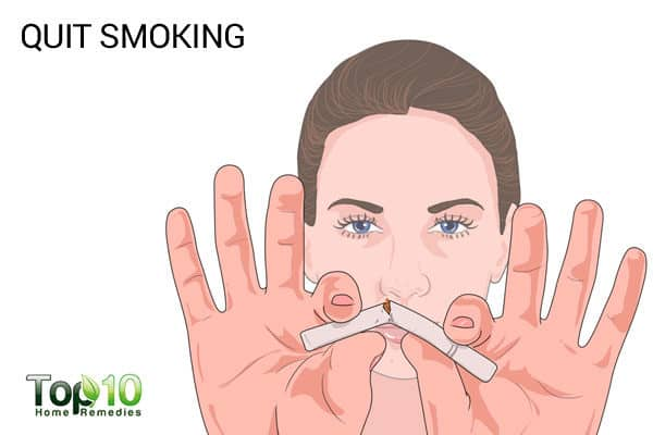 smoking can cause muscular ailments