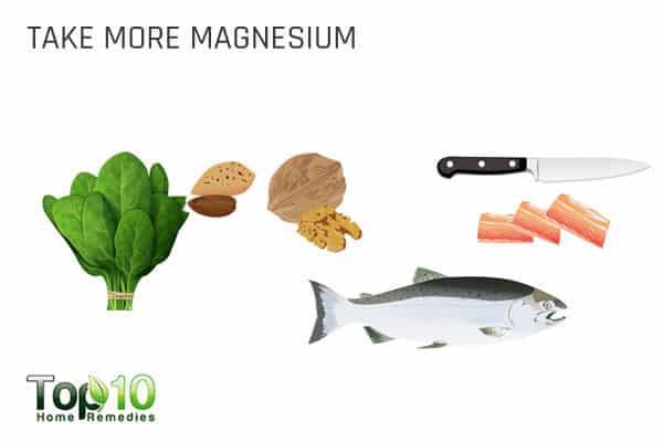 magnesium treats migraines