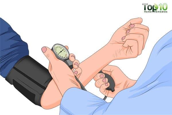 ways to control hypertention