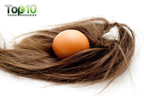 egg masks for skin and hair