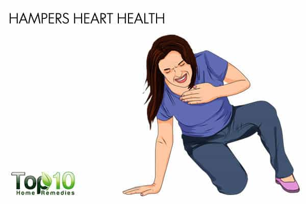 shift work hampers heart health