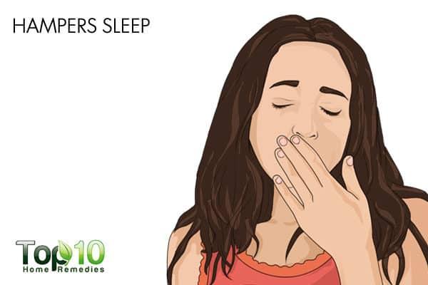shift work hampers sleep