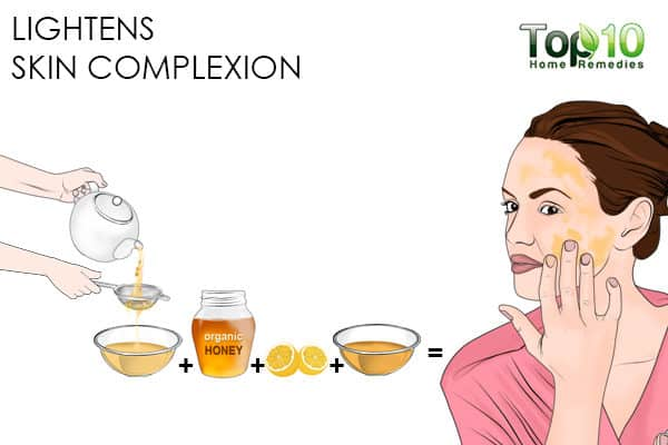 lighten complexion with chamomile for beauty purposes