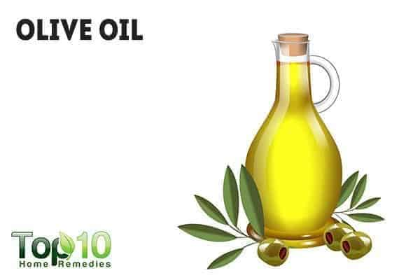 olive oil for pain relief