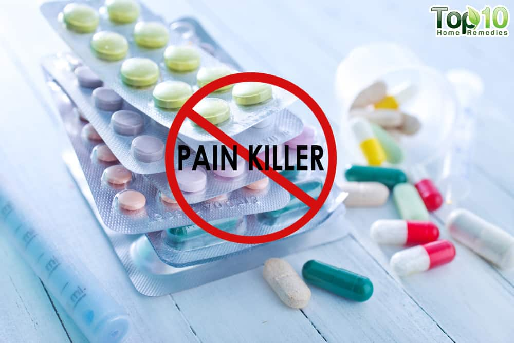 take natural painkillers intead of otc