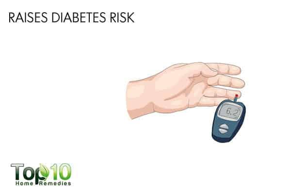 shift work raises diabetes risk