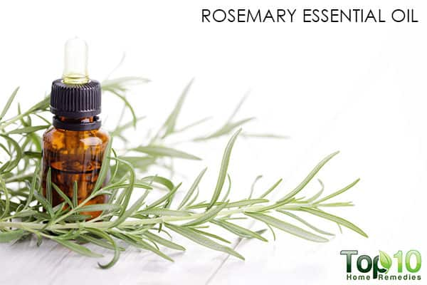 rosemary oil for migraine headaches
