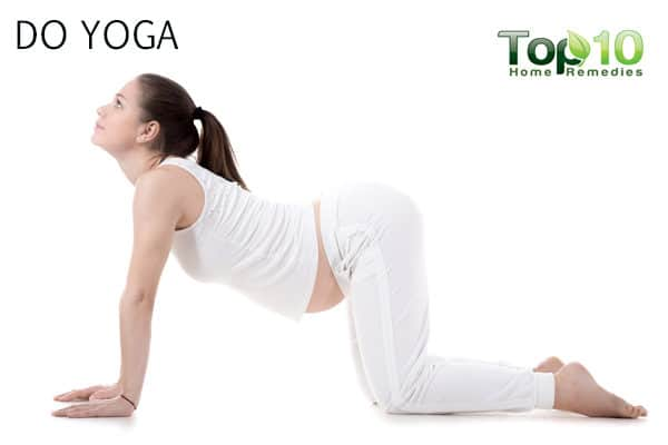 yoga for gas during pregnancy